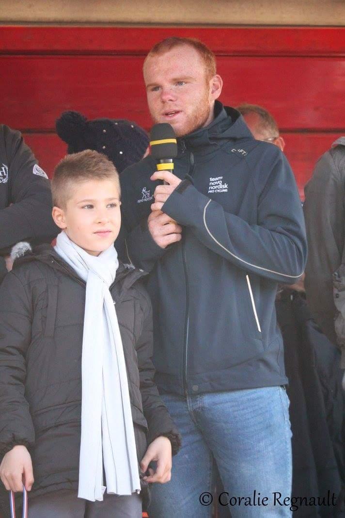 Rédone et Quentin VALOGNES