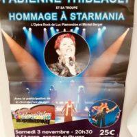 Affiche Hommage à Starmania